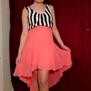 Freeway Asymmetrical Dress